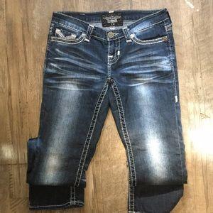 Big Star Vintage Liv Boot with Omega Pockets Sz 28
